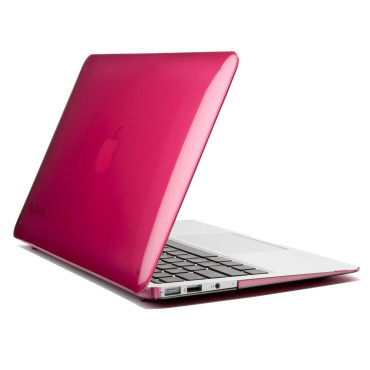 "Speck SeeThru Case for MacBook Air 11"" - Raspberry"