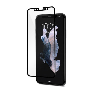 Moshi IonGlass for iPhone X | Xs  Black