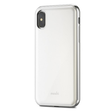 Moshi iGlaze for  iPhone X | Xs White