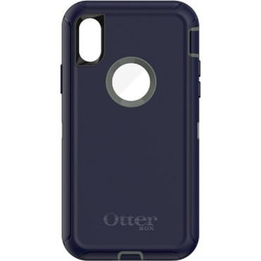 OtterBox Defender Series Screenless Edition Case  iPhone X | XS  Dark Lake