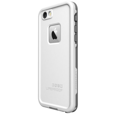 LifeProof Fre Case for iPhone 6 Bright White/Cool Gray