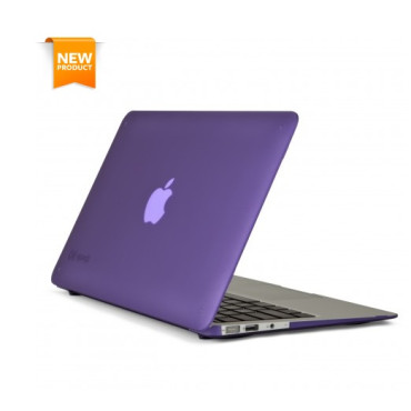 "Speck SeeThru satin Case for MacBook Air 11"" - Grape"