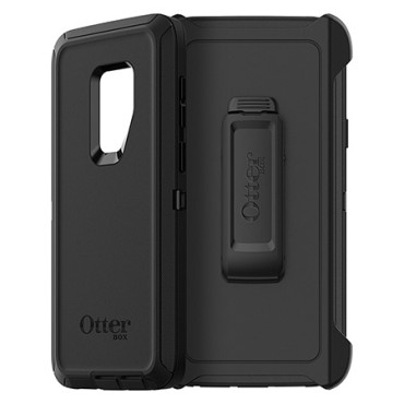 Otterbox Defender Series Samsung Galaxy S9   Black