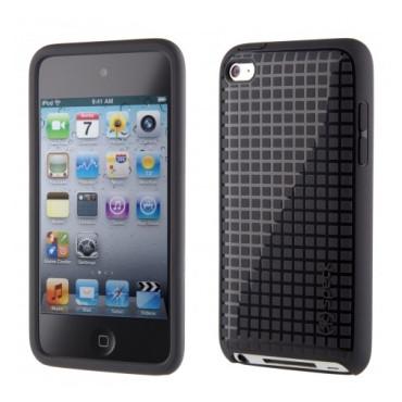 Speck PixelSkin HD for iPod touch Black