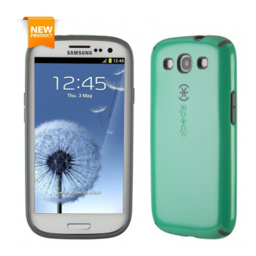 Speck CandyShell for Samsung Galaxy S3 - Malachite Graphite