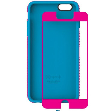 Speck iPhone 6 Plus CandyShell Pink  / Blue + Faceplate