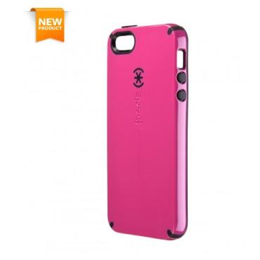CandyShell Raspberry Black- iPhone 5S