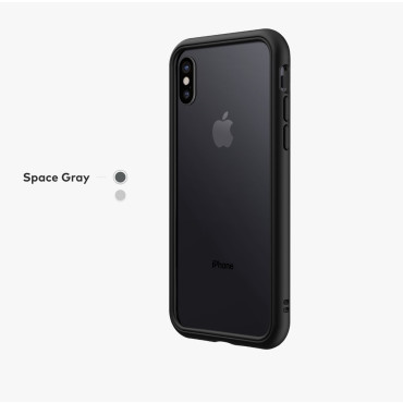 RhinoShield CrashGuard NX for iPhone XS - Black