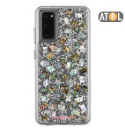 Case-Mate Karat Case suits Samsung Galaxy S20 (6.2) - Pearl