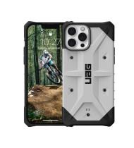 """UAG iPhone 13 Pro (6.1"""") UAG Pathfinder Rugged Armor Shell Case - White"""