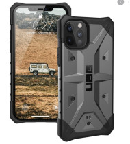 UAG Pathfinder - iPhone 12 Pro Max - Silver