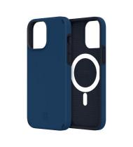 """Incipio iPhone 13 Pro (6.1"""") Incipio Duo Rugged Case W/Magsafe - Dark Denim/Stealth Blue"""