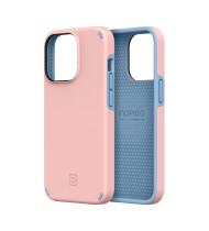 """Incipio iPhone 13 Pro (6.1"""") Incipio Duo Rugged Case - Rose Pink/Powder blue"""