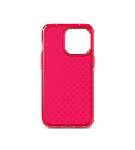 "Tech21 iPhone 13 Pro (6.1"") Tech21 Evo Check Rugged Slim Case - Rubine Red"