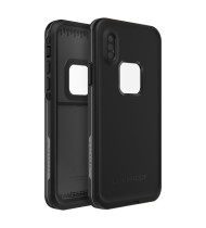LifeProof Fre Case suits iPhone Xs - Black