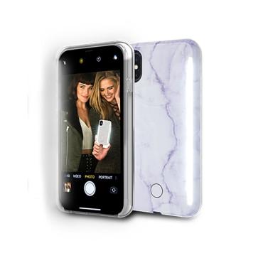 LuMee DUO Pearl for iPhone X / XS - Pearl Purple