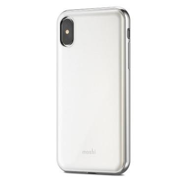 Moshi iGlaze for  iPhone X | Xs White