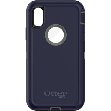 OtterBox Defender Series Screenless Edition Case  iPhone X | XS  Stormy Peaks