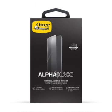 OtterBox Alpha Glass suits iPhone Xs Max