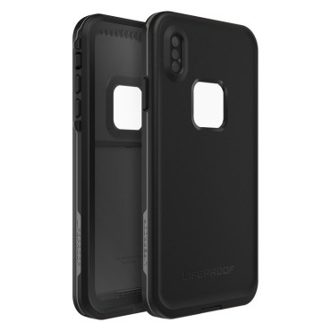 """LifeProof Fre  Case suits iPhone Xs Max (6.5"""") - Black"""