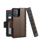 Twelve South BookBook for iPhone 12 Pro Max - Brown