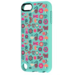 FabShell for iPod touch 5G -  ForestFrolic Green