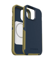 """OtterBox iPhone 13 Pro (6.1"""") OtterBox Defender XT Screenless Rugged W/Magsafe Case - Dark Mineral (Blue)"""