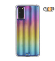 Case-Mate Tough Groove Case suits Samsung Galaxy S20 (6.2) - Iridescent