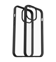 "OtterBox iPhone 13 Pro (6.1"") OtterBox React Slim Tough Case - Black/Clear"