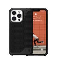 "UAG iPhone 13 Pro (6.1"") UAG Metropolis LT Rugged Slim Case - Kevlar Black"