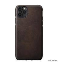Nomad Rugged Case w/ Moment Lens mount - iPhone 11 Pro Max Brown