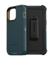 """OtterBox iPhone 13 Pro (6.1"""") OtterBox Defender Screenless Rugged Case - Hunter Green"""