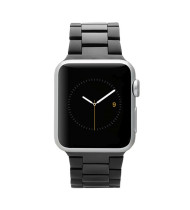 Case-Mate Linked Apple Watchband suits 42mm version - Black/Space Grey