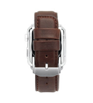 Case-Mate Signature Leather Apple Watchband suits 42mm version - Tobacco