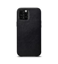 LeatherSkin Leather Case iPhone 13 Pro Max - Black