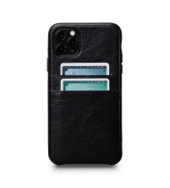 Sena Snap On Wallet Case for iPhone 11 Pro Max - Black