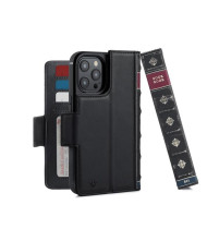 Twelve South BookBook for iPhone 12 Pro Max - Black